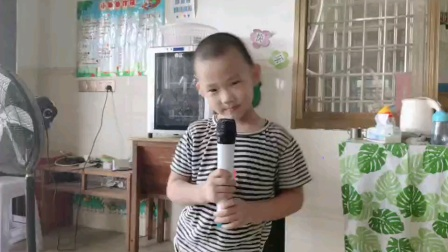 梓豪唱歌🎤