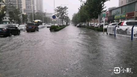 8月7日衡水大雨