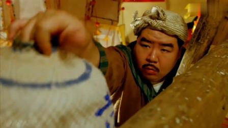郑则仕这么胖还爬梯子,果然梯子被他踩断了,过程好笑到肚子疼