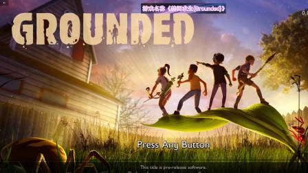 《禁闭求生》{Grounded}》