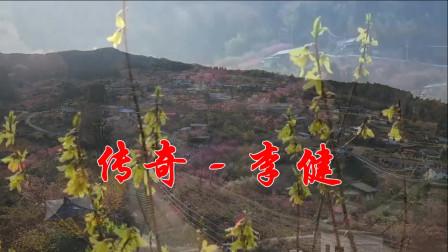 一首李健经典歌曲《传奇》歌声空灵悠扬,超级好听!