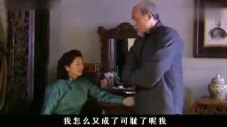 大宅门:七爷一辈子没夸过人,临死之际,对香秀说了这番话