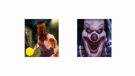 恐怖马头人和恐怖小丑厂商做了两款新游戏! 大家更期待哪款上架?