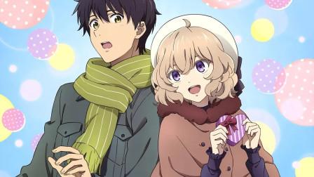 虚构推理甜向混剪,琴子和九郎发糖集合,应该是最主动的女朋友了