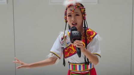 顾凯芝2020参加快乐阳光江苏省总决赛获特金奖,晋级国赛。
