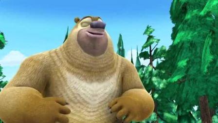 熊出没之雪岭熊风:熊二一口一个玉米,不怕被噎着吗!