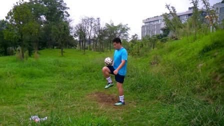 如何在一线城市找一个免费的场地踢球?结果有了意外的收获