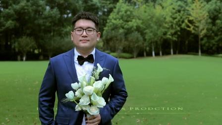 单机婚礼花絮