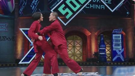 """这,就是街舞3:这一组不是来跳街舞的,这是来撒狗粮的,王一博说鸡皮疙瘩都起来了,张艺兴说""""疯""""掉了"""
