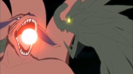 火影忍者:尾兽玉当螺旋丸用估计只有他了