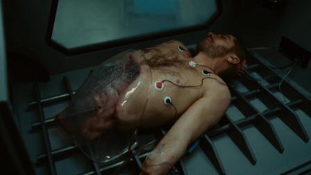 男子做人体试验只剩上半身!从核弹恐袭中救活无数人!《源代码》