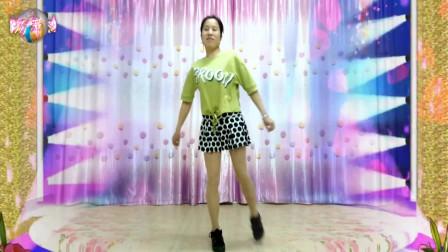 弹跳舞32步《点歌的人》原创
