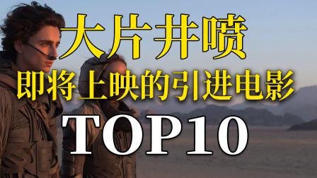 疫情过后!大片堆积如山!盘点即将上映的海外引进电影TOP10