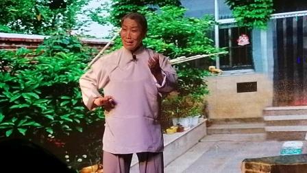 林州市豫剧一团演出母亲唱段