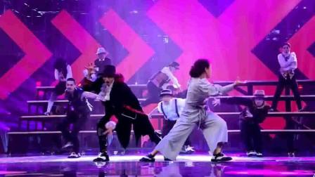 这就是街舞:叶音总决赛作品,小小的身体,蕴含着大大的能量!