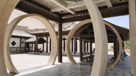 【纪录短片】大漠沙井月牙泉