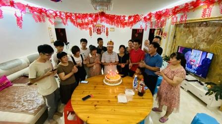 朱府九林81周岁生日宴