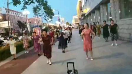 广场舞录像