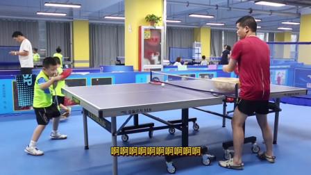 90天零基础乒乓球启蒙教学第二十九集:加强步伐训练