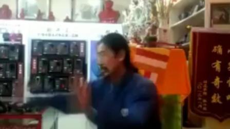 """玄真道长螳螂拳""""无影手"""""""
