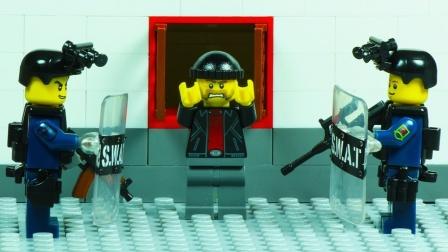 乐高特警-人质拯救.