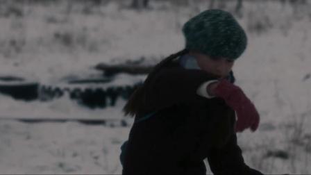 《波丽娜:舞蹈人生》首曝片段 女孩雪地尬舞