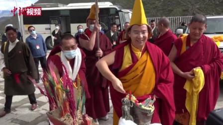 十一世班禅在拉萨开展多项佛事活动和社会活动
