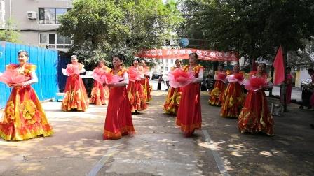 节日舞蹈〈祝福祖国〉