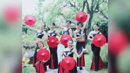 中山肚皮舞瑜伽JQ国际舞蹈傣族舞