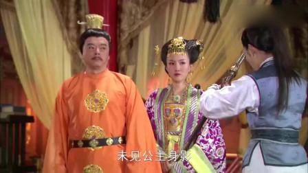 公主出宫寻找心上人被心机女追杀,没想到公主身边有个高手丫鬟