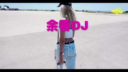 余香DJ,车载MV音乐视频,美女沙滩比基尼性感