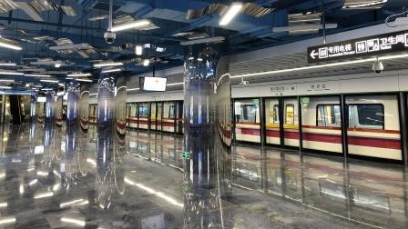 1分钟系列‖广州地铁4号线美景观光打卡💪💪💪