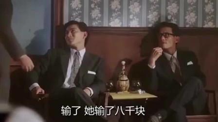 雷洛传:颜同当上探长沾沾自喜,怎料雷洛当总探长,官比颜同还大