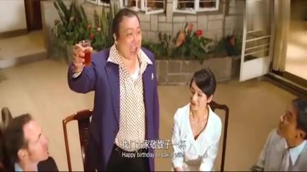 金钱帝国:一见黄秋生,梁家辉就是这眼神,看来瞧不起他