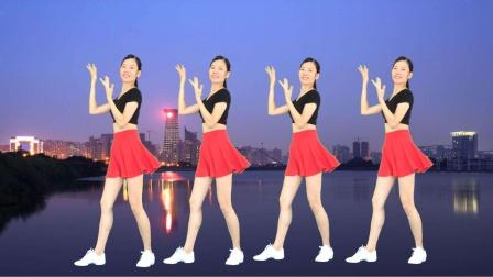 精选广场舞《思念成沙》64步网红热门舞蹈