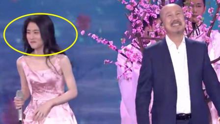 永远不要和腾格尔同台合唱!张碧晨:我是专业歌手,轻易不笑场!