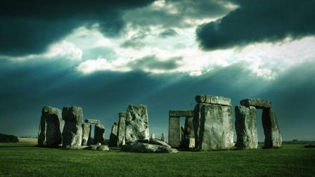 神秘的巨石阵,每块石头约重50吨,其建造用途至今未解