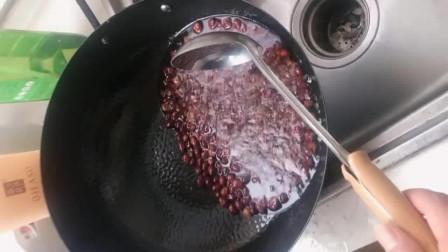 老板说炸花生米的油不能重复使用,这一盘花生米得卖多少钱能回本