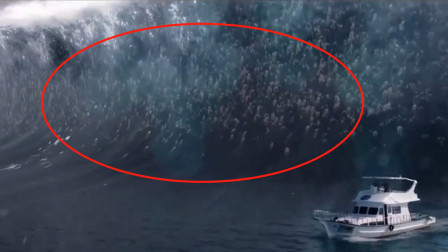 美国爆发生物病毒,几百万丧尸被巨浪冲上岸,城市瞬间变为鬼城!