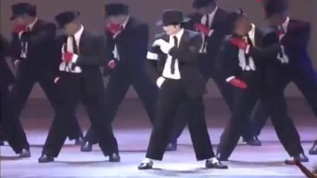 迈克尔杰克逊最震撼表演,没有之一,95年MTV颁奖《Dangerous》