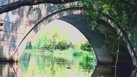 枯藤老树昏鸦,小桥流水人家