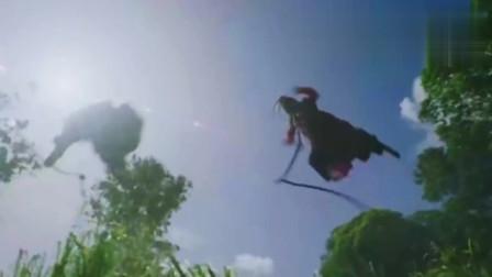看过这部电影的人基本上孩子都上小学了,经典香港武侠电影