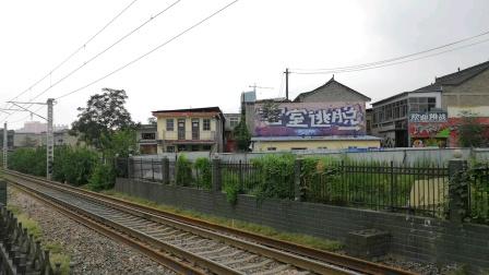【南同蒲铁路】客车快866次(运城~唐山)晚点通过