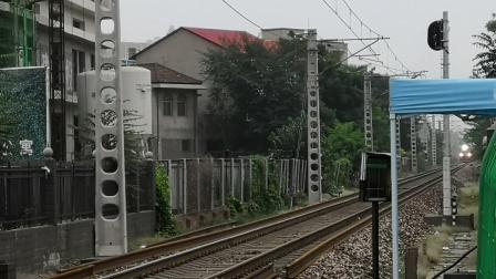 【南同蒲铁路】客车8165次(临汾~风陵渡)晚点96分通过