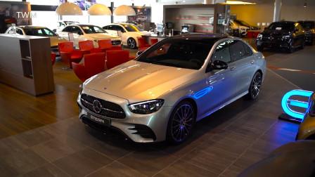 2021款 Mercedes 奔驰 E200 超高细节 真车实拍