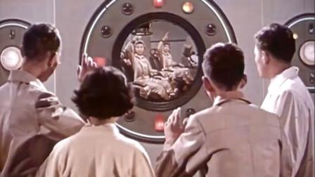 60年前的国产科幻片,特摄技术不输奥特曼,内容超硬核