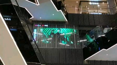 一波王炸阶段2独享福利-上海世茂广场商场大屏