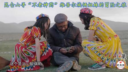 """昆仑山寻""""不老神药""""维吾尔族俩小姐妹的冒险之旅 (上集)"""