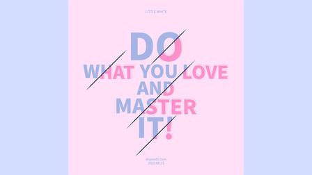 如何让只有标题的海报,一样高大上【doyoudo AI教程】