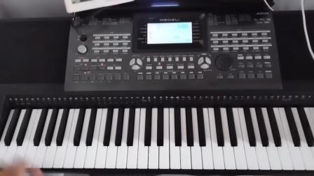 中国美得理电子琴扩展节奏在线制作